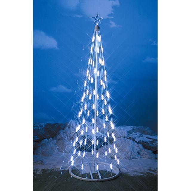 Solar Power Christmas Tree